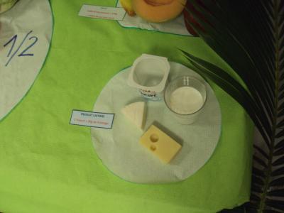 Produits laitiers...